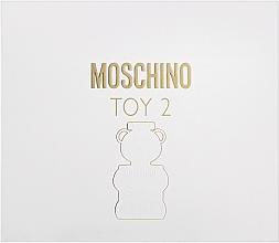 Profumi e cosmetici Moschino Toy 2 - Set (edp/50ml + b/lot/50ml + sh/gel/50ml)