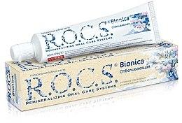 """Profumi e cosmetici Dentifricio """"Sbiancamento"""" - R.O.C.S. Bionica"""