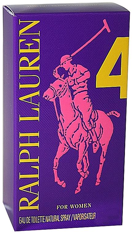 Ralph Lauren The Big Pony Collection 4 For Women - Eau de toilette  — foto N5