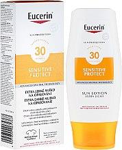 Profumi e cosmetici Lozione corpo, extra leggera SPF30 - Eucerin Sun Protection Lotion Extra Light SPF30