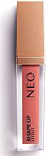 Profumi e cosmetici Rossetto liquido volumizzante - NEO Make up Shape Up Effect Lipstick