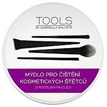 Profumi e cosmetici Sapone per la pulizia dei pennelli trucco - Gabriella Salvete Tools Brush Cleansing Soap