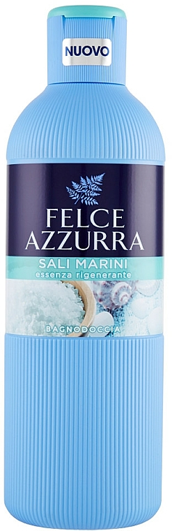 Gel doccia - Felce Azzurra Sea Salt Body Wash