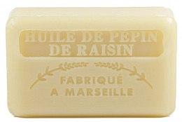 Profumi e cosmetici Sapone di Marsiglia con olio di vinaccioli -- Foufour Savonnette Marseillaise Huile de Pepin de Raisin