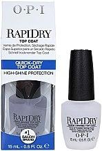 Profumi e cosmetici Asciuga smalto - O.P.I RapiDry TopCoat