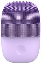 Profumi e cosmetici Spazzola per la pulizia del viso ad ultrasuoni - Xiaomi inFace 2 Purple