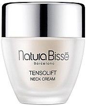 Profumi e cosmetici Crema microlifting collo e zona decolleté - Natura Bisse Tensolift Neck Cream