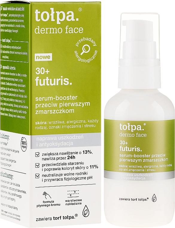 Siero-booster viso - Tolpa Dermo Face Futuris 30+ Serum Booster