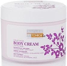 """Profumi e cosmetici Crema corpo """"Rosa e viola"""" - Natura Estonica Violet Rose Body Cream"""