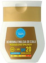 Profumi e cosmetici Emulsione solare SPF20 - Golden Sun