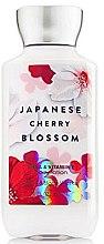 Profumi e cosmetici Bath and Body Works Japanese Cherry Blossom - Lozione corpo
