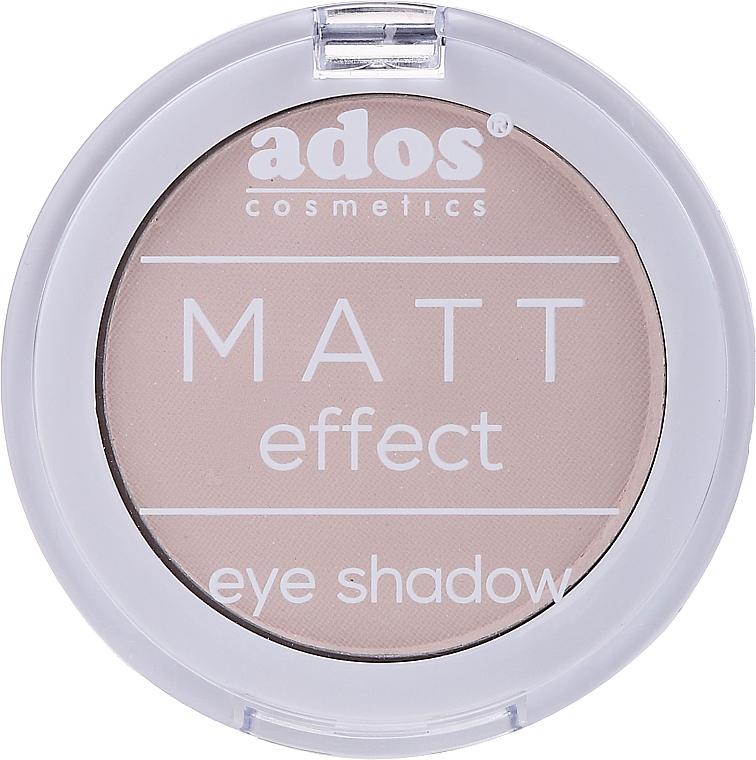Ombretto opaco - Ados Matt Effect Eye Shadow — foto N13