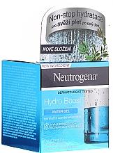 Profumi e cosmetici Gel per pelli normali a miste - Neutrogena Hydro Boost Water Gel For Normal & Combination Skin