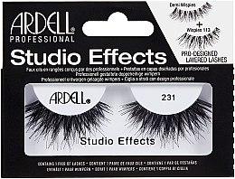 Profumi e cosmetici Ciglia finte - Ardell Studio Effects 231