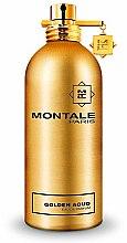 Profumi e cosmetici Montale Golden Aoud - Eau de Parfum