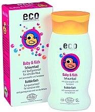 Profumi e cosmetici Schiuma per bagnetto - Eco Cosmetics Baby&Kids Bubble Bath