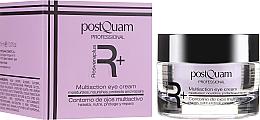 Profumi e cosmetici Crema contorno occhi multi-attiva - PostQuam Resveraplus Multiaction Eye Cream