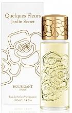 Profumi e cosmetici Houbigant Quelques Fleurs Jardin Secret - Eau de Parfum