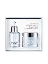 Profumi e cosmetici Set - Cremorlab O2 Ritual Duo (f/cr/50ml + serum/30ml)