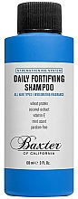 Profumi e cosmetici Shampoo - Baxter of California Daily Fortifying Shampoo