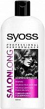Profumi e cosmetici Condizionante per capelli riparativo - Syoss Salonlong Repairing Conditioner
