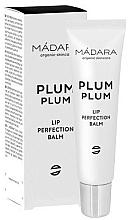 Profumi e cosmetici Balsamo per labbra - Madara Cosmetics Plum Plum Lip Balm