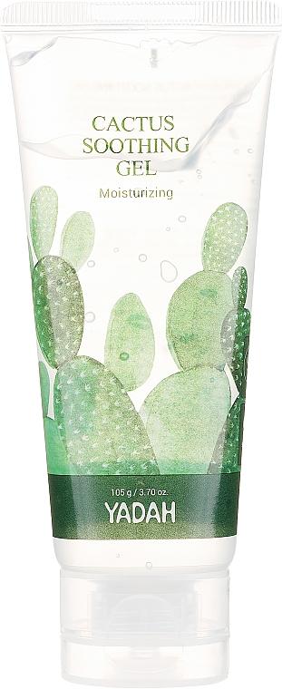 Gel idratante - Yadah Cactus Soothing Gel — foto N1