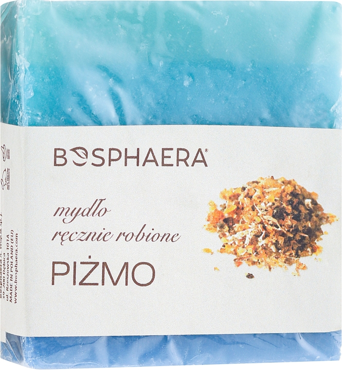 """Sapone naturale """"Muschio"""" - Bosphaera"""