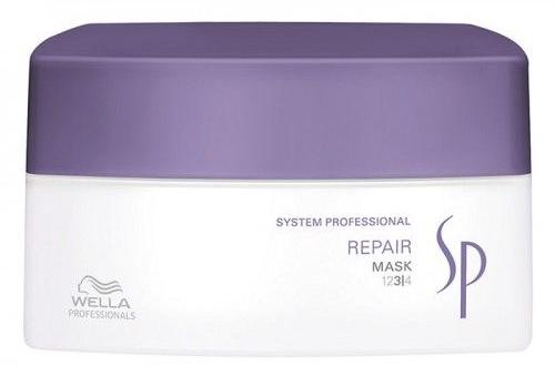 Maschera rigenerante per capelli danneggiati - Wella Professionals Wella SP Repair Mask 30ml — foto N1