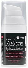 Profumi e cosmetici Siero viso multifunzionale con acido ialuronico - Zielone Laboratorium Multifunkcyjne Serum
