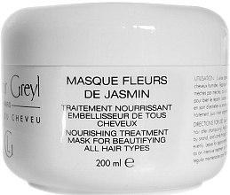 Profumi e cosmetici Maschera per capelli con fiori di gelsomino - Leonor Greyl Masque Fleurs De Jasmin