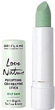 """Profumi e cosmetici Matita-correttore antibatterico """"Tea Tree"""" - Oriflame Love Nature"""
