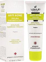 Profumi e cosmetici Scrub viso - Floslek Anti Acne Peeling