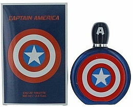 Profumi e cosmetici Marvel Captain America - Eau de toilette