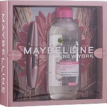 Profumi e cosmetici Set - Maybelline New York (mascara/9.5ml + micellar water/400ml)