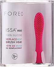 Profumi e cosmetici Testina sostituibile per pulisci lingua - Foreo Brush Head Issa Mini Wild Strawberry