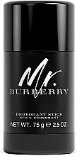 Profumi e cosmetici Burberry Mr. Burberry - Deodorante stick
