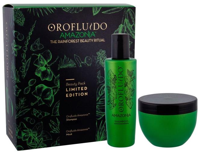 Set - Orofluido Amazonia Set (shm/200ml+mask/250ml) — foto N1