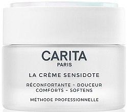 Profumi e cosmetici Crema viso per pelli sensibili - Carita La Creme Sensidote