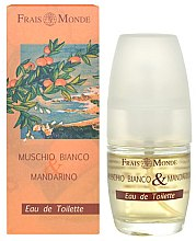 Profumi e cosmetici Frais Monde White Musk And Mandarin Orange - Eau de toilette