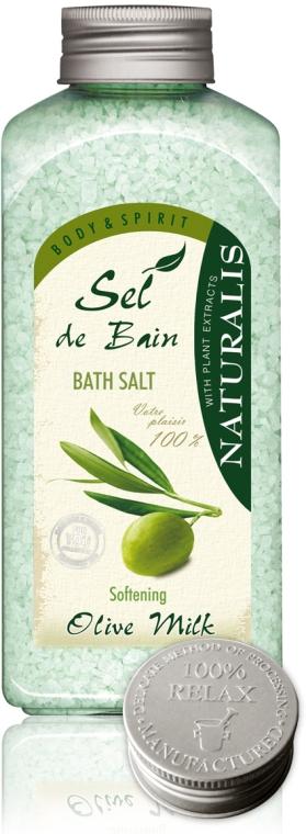 Sale per il bagno - Naturalis Sel de Bain Olive Milk Bath Salt — foto N1