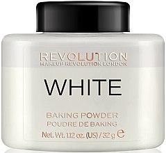 Profumi e cosmetici Cipria in polvere - Makeup Revolution Baking Powder
