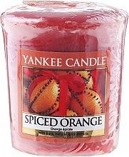 Profumi e cosmetici Candela profumata - Yankee Candle Spiced Orange