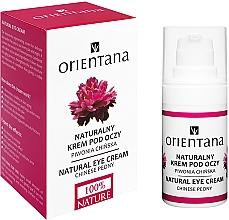 Profumi e cosmetici Crema contorno occhi - Orientana Bio Eye Cream Regenerating & Rejuvenating