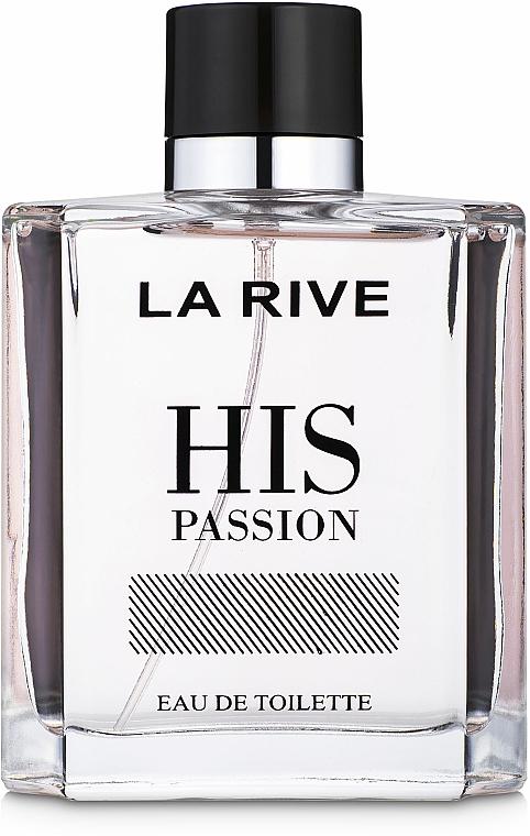 La Rive His Passion - Eau de toilette