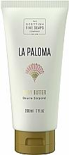 Profumi e cosmetici Olio corpo - Scottish Fine Soaps La Paloma Body Butter