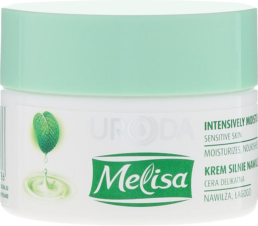 Crema viso idratante - Uroda Melisa Face Cream