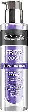 Profumi e cosmetici Siero per capelli duri e ribelli - John Frieda Frizz-Ease Extra Strength 6 Effects Serum