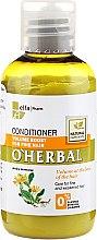 Profumi e cosmetici Condizionante volumizzante per capelli fini con estratto di arnica - O'Herbal