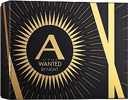 Profumi e cosmetici Azzaro Wanted By Night - Set ( edp/100ml + deo/75ml)